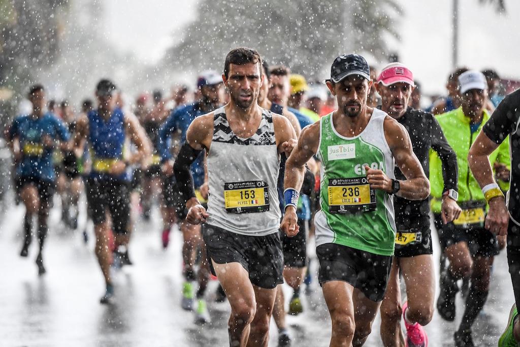 Marathon des Alpes Maritimes Nice Cannes - Foto Running Post