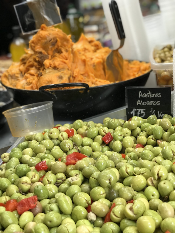 Il mercato di Malaga - www.runningpost.it