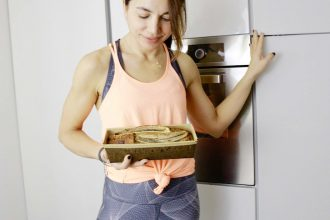 Banana Bread Integrale - www.runningpost.it