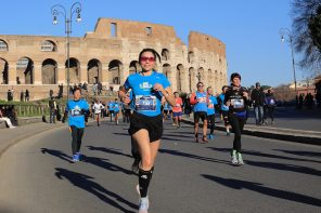 Ho corso la We Run Rome