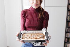 Plumcake di grano saraceno