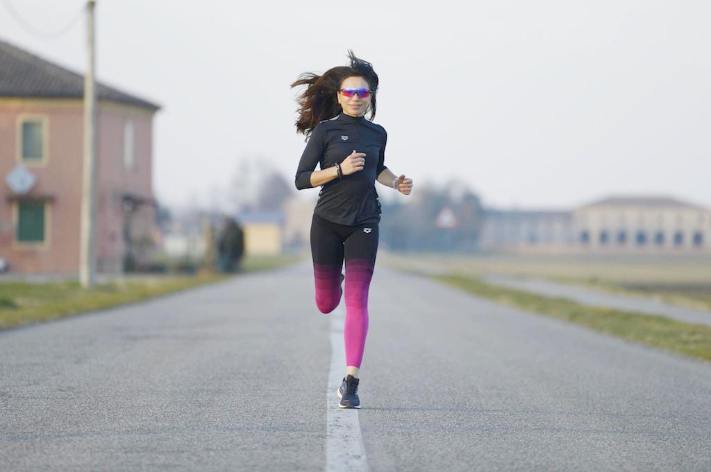 Arena per il running