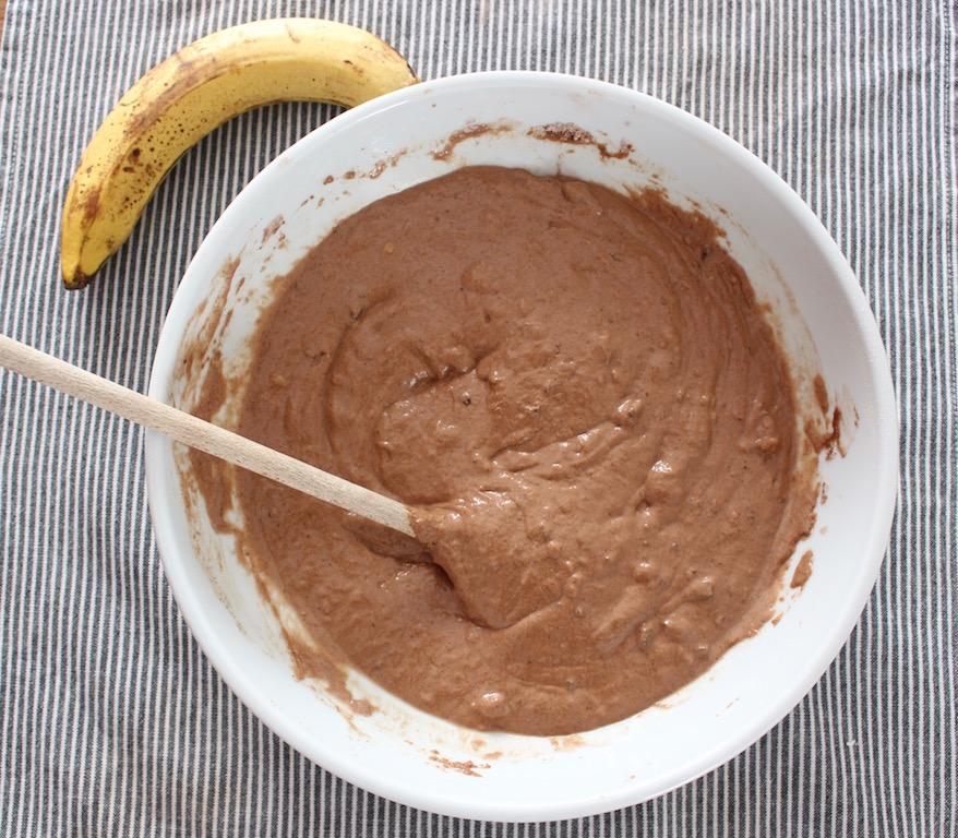 banana bread al cioccolato veg - www.runningpost.it