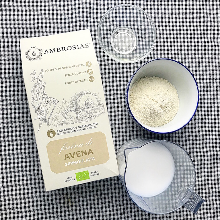 farina di avena by ambrosia - www.runningpost.it