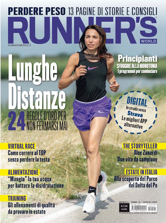 Cover Runner's World - www.runningpost.it