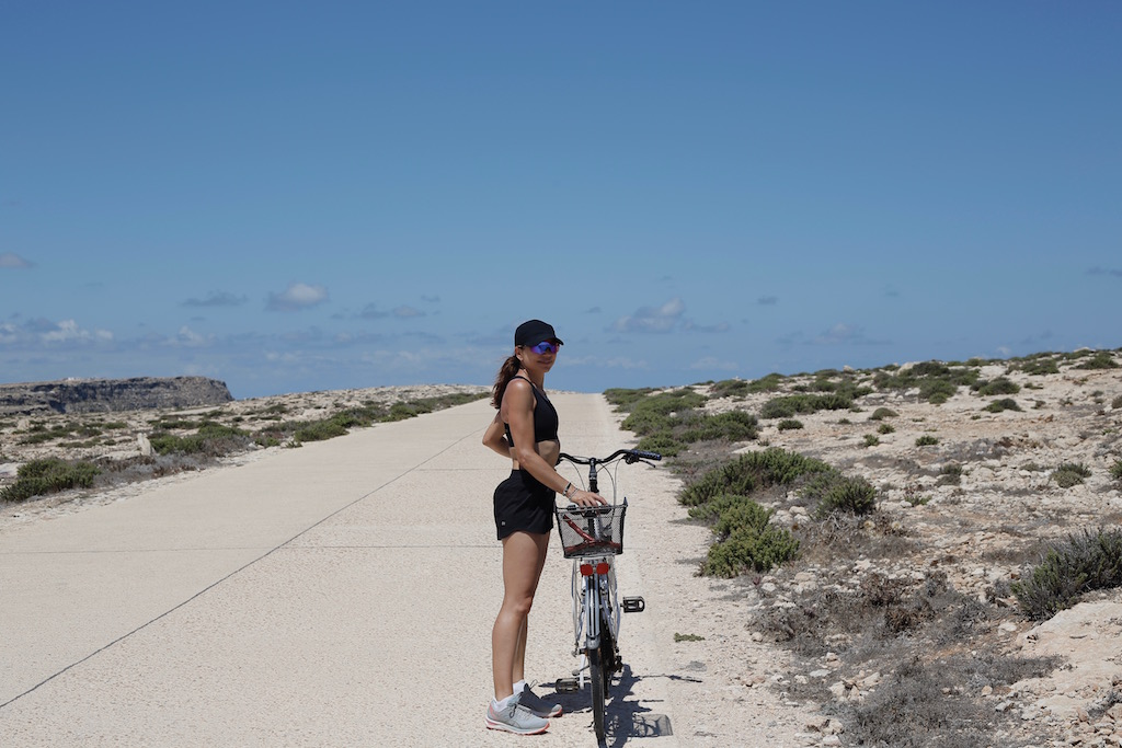 lampedusa in bici - www.runningpost.it