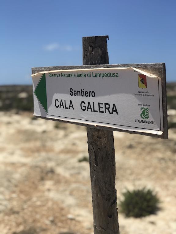 CALA GALERA LAMPEDUSA - WWW.RUNNINGPOST.IT