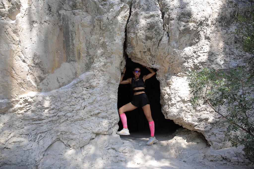 La Grotta del Mortarolo sul Monte Conero - Foto di Tommaso Gallini