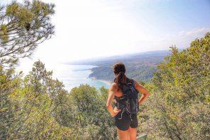 Di corsa tra il Monte Conero e Offagna