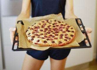 focaccia semi integrale all'uva fragola by Running Post.jpg