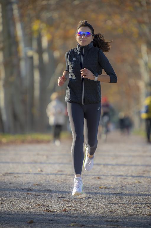 Irene Righetti veste Arena Sportswear - www.runningpost.it