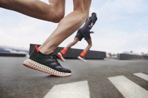 adidas 4DFWD: le scarpe da running progettate con la stampa 3D