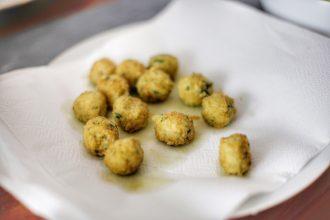 falafel di ceci in scatola - www.runningpost.it