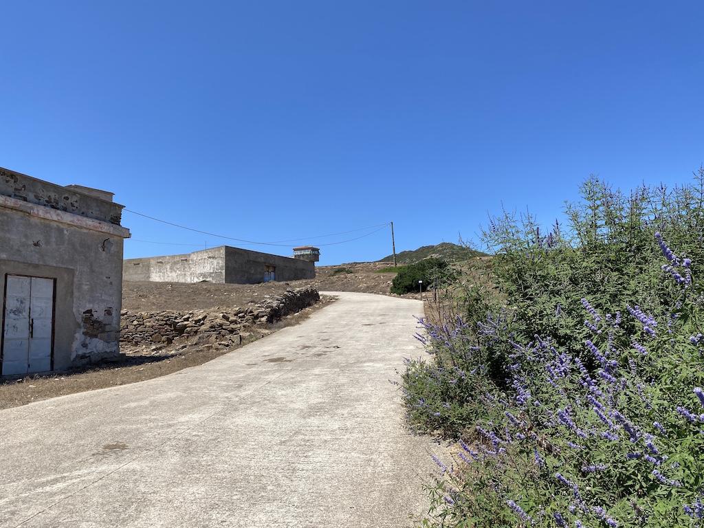 Uno dei carceri con le vedette dell'isola - www.runningpost.it
