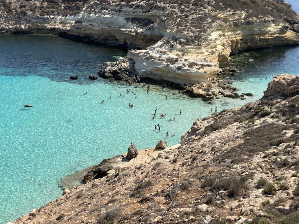 Isola dei Conigli Lampedusa - Copy www.runningpost.it