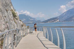 Di corsa sul Lago di Garda